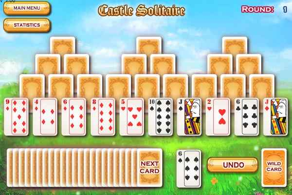 Play Castle Solitaire