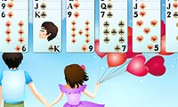 Play Golf Solitaire First Love