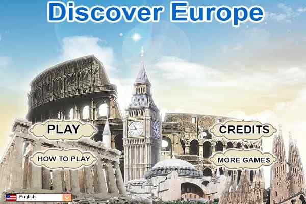 Play Discover Europe