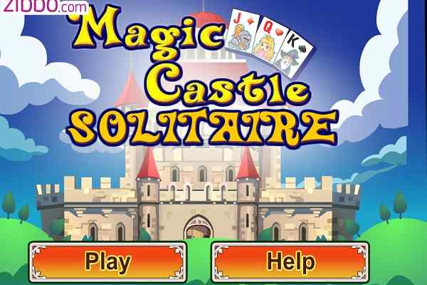 Play Magic Castle Solitaire