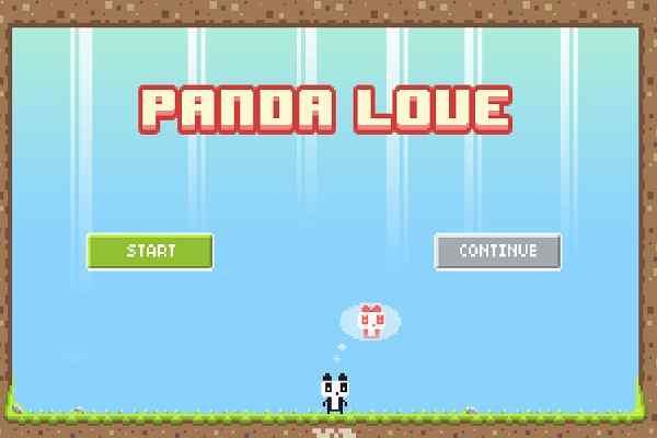 Play Panda love