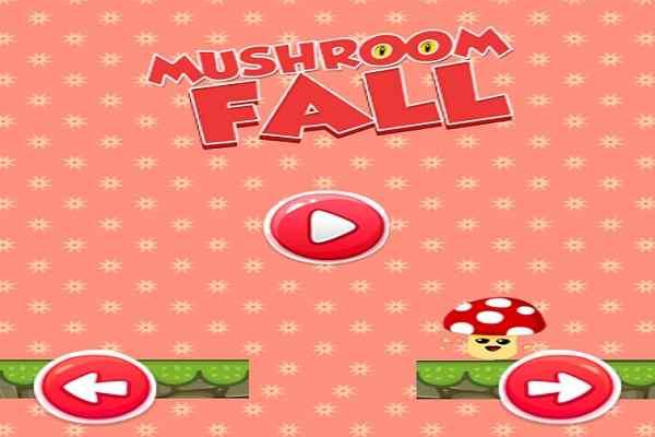 Play Mushroom Fall