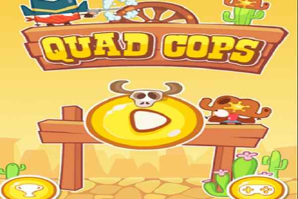 Play Quad Cops