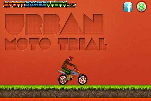 Play Urban Moto Trial
