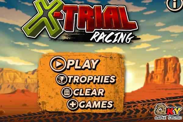 Play X Trial Racing