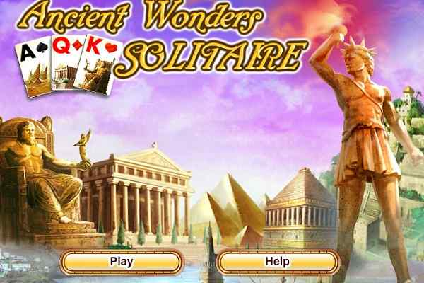 Play Ancient Wonders Solitaire