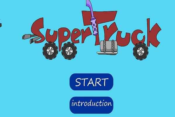 Play Super Truck