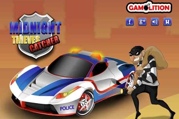 Play Midnight Thieves Catcher