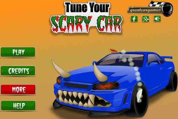 Play Tune Your Scary Car