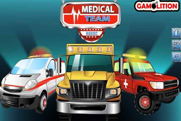 Play Medical Team Havoc