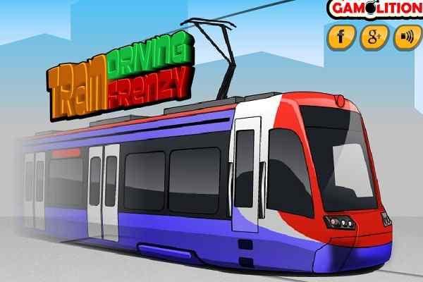 Play Tram Driving Frenzy