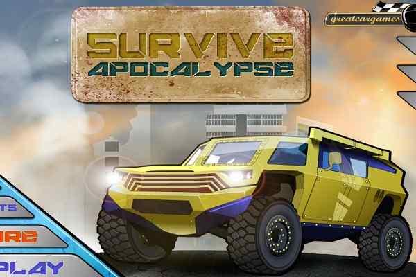 Play Survive Apocalypse