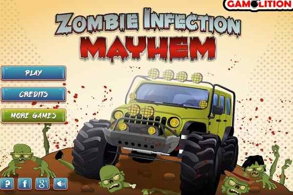 Play Zombie Infection Mayhem