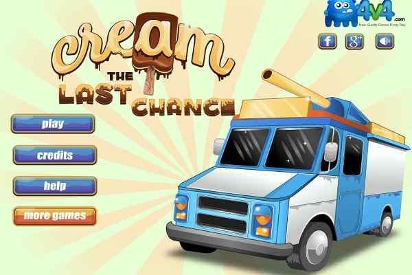 Play Cream The Last Chance