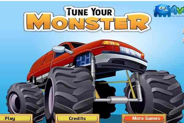 Play Tune Your Monster