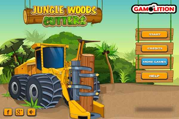 Play Jungle Woods Cutters