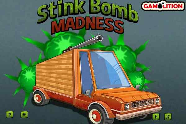 Play Stink Bomb Madness