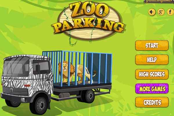 Play Zoo Parking