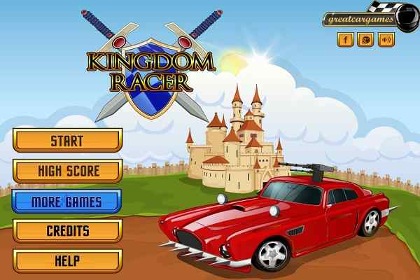 Play Kingdom Racer