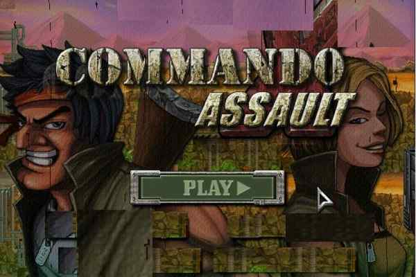 Play Commando Assault
