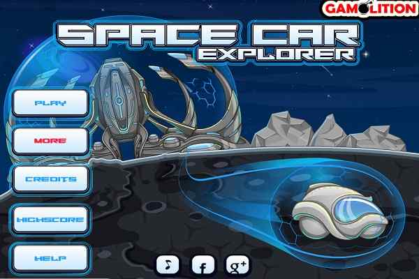 Play Space Car Explorer