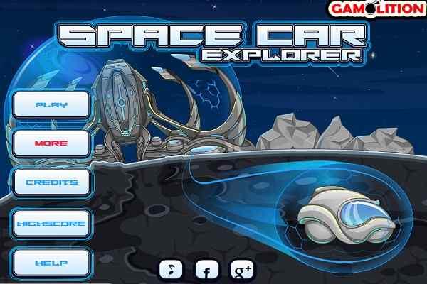 Play Space Car Explorer