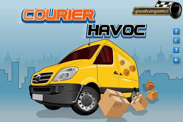 Play Courier Havoc