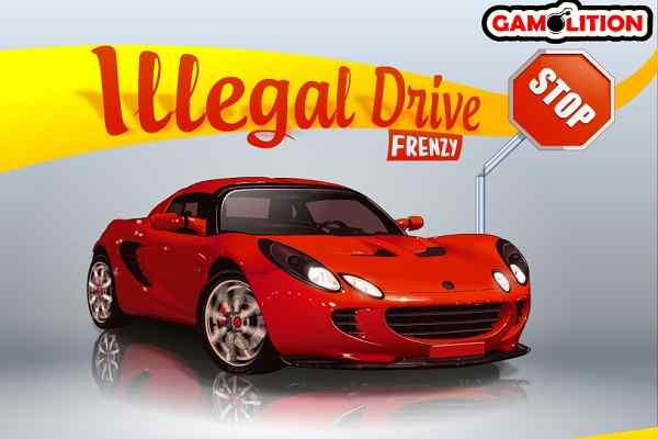 Play Illegal Drive Frenzy