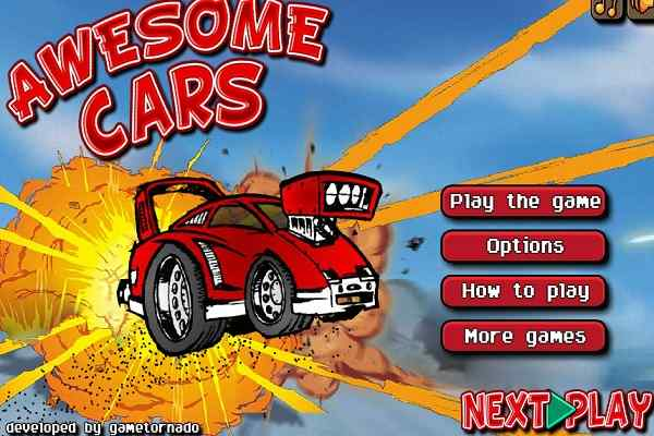 Play Awesome Cars