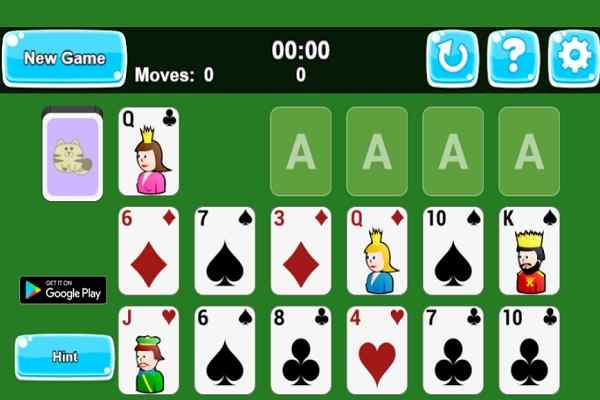 Play Solitaire Fortune