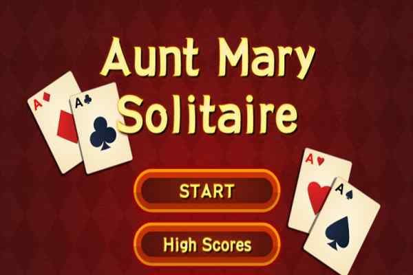 Play Aunt Mary Solitaire