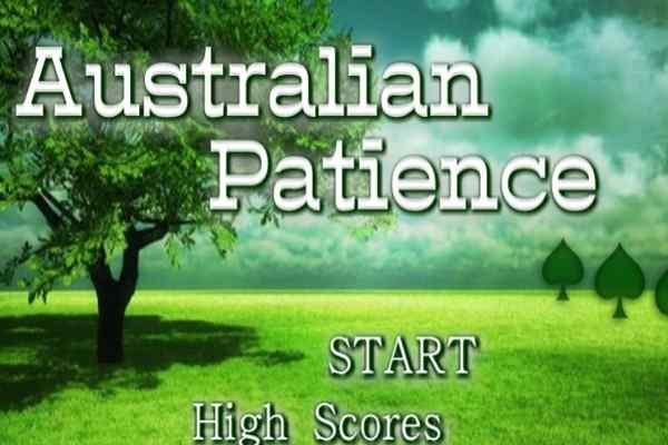 Play Australian Patience