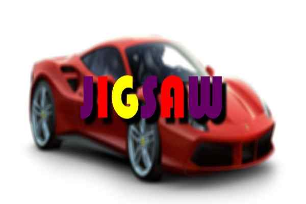 Play Ferrari Jigsaw