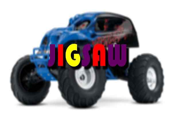 Play Monster Truck Jigsaw
