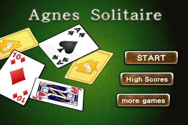 Play Agnes Solitaire