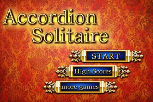 Play Accordion Solitaire
