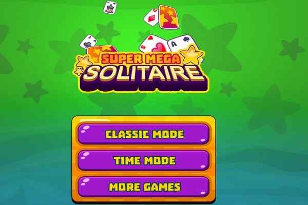 Play Super Mega Solitaire