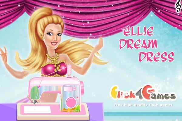 Play Barbie Dream Dress