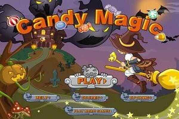 Play Candy Magic