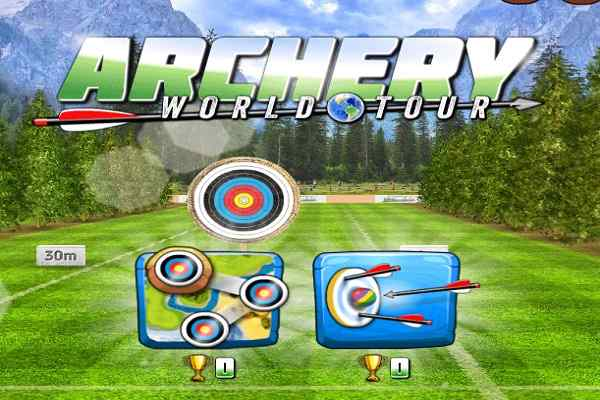 Play Archery World Tour