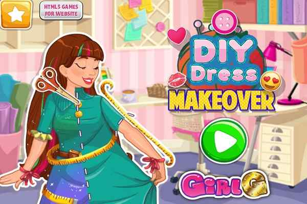 Play DIY Dress Makeover