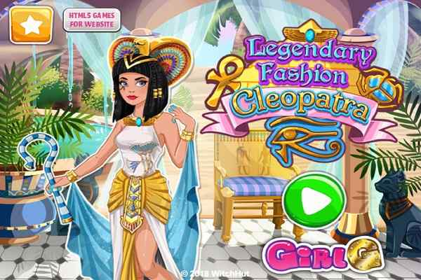 Play Legendary Fashion Cleopatra