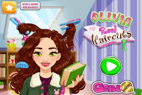 Play Olivia Real Haircuts