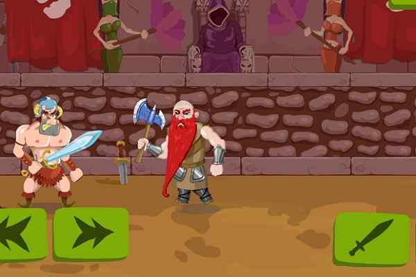 Play Saga Of Kraigen: Tournament Of Yshtarr