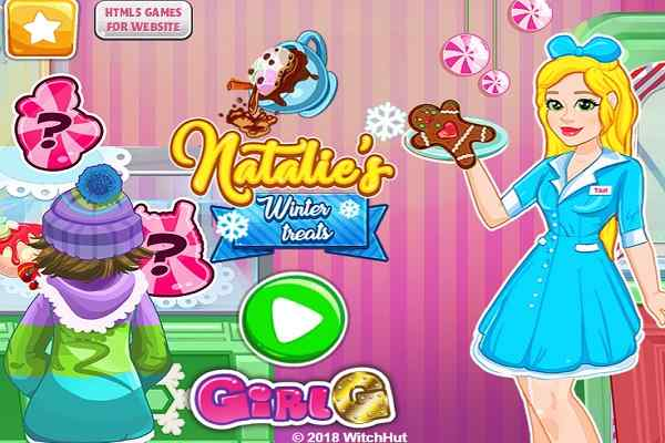 Play Natalies Winter Treats