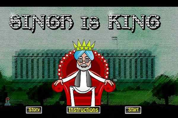 Play Singh Is King
