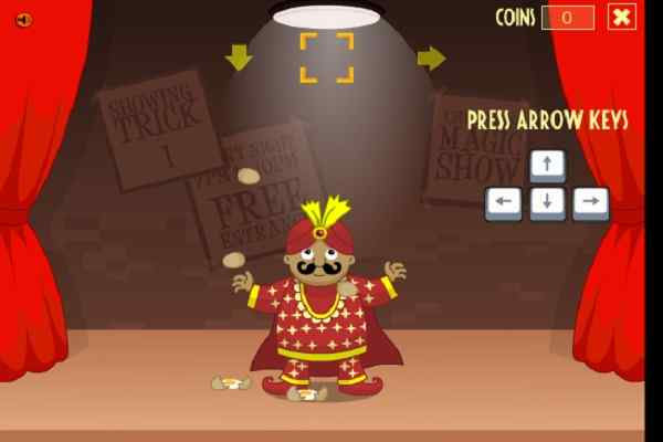 Play The Great Indian Magician