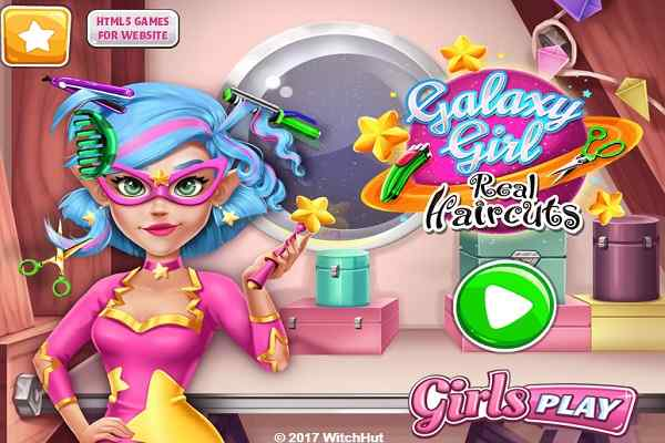 Play Galaxy Girl Real Haircuts