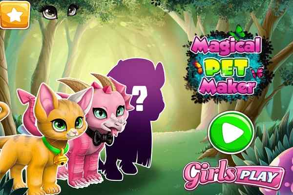 Play Magical Pet Maker