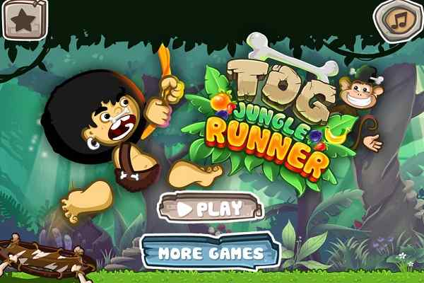 Play Tog Jungle Runner